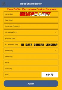 Situs Judi Terlengkap, Bandar Bola Terpercaya, Bandar Baccarat Indonesia