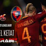 Prediksi Pertandingan AS Roma vs Cagliari 23 Januari 2017