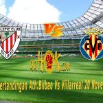 Prediksi Pertandingan Athletic Bilbao vs Villarreal 20 November 2017