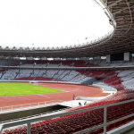 Laga Perdana Timnas Indonesia vs Islandia 2018 di SUGBK