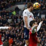 Hasil Liga Inggris, Harry Kane Bawa Tottenham Taklukkan Arsenal