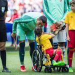 Ketika Ronaldo Ajak Warga Bantu Anak-anak Pengungsi Rohingya…