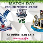 Prediksi Crystal Palace vs Newcastle United 4 Februari 2018