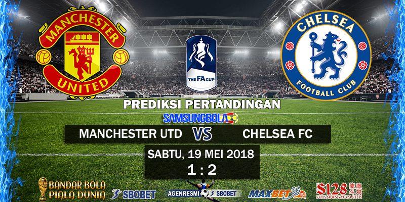 Chelsea Vs Manchester United Vs Fc Barcelona: Prediksi Pertandingan Manchester United VS Chelsea FC 19