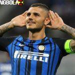 Mauro Icardi Pastikan Bertahan di Inter Milan