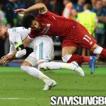 Akun Instagram Sergio Ramos Dihujat Warganet