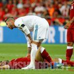 Kemalangan Mohamed Salah, Kecerdikan Sergio Ramos