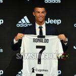 Ini Kata-Kata Pertama Cristiano Ronaldo Setelah Resmi Jadi Pemain Juventus