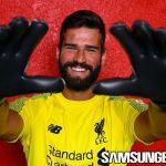 Pesan Singkat Mo Salah untuk Alisson agar Pindah ke Liverpool