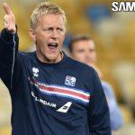 Pelatih Islandia Mengundurkan Diri