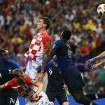 Perancis, Tim Paling Diuntungkan oleh Gol Bunuh Diri di Piala Dunia