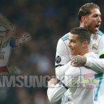 Salam Perpisahan dari Kroos dan Ramos untuk Cristiano Ronaldo