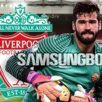 Liverpool Siap Tebus Alisson dari AS Roma