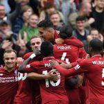 Hasil Pertandingan Liverpool vs Southampton