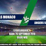 Prediksi Monaco Vs Angers SCO 26 September 2018
