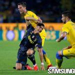 Chiellini Sebut Ronaldo Sukses Jadi Pembeda Si Nyonya Tua