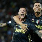 Hasil Pertandingan Frosinone vs Juventus