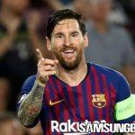 Lagi, Rekor Messi