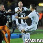 Cetak Dua Gol, Cristiano Ronaldo Selamatkan Muka Juventus