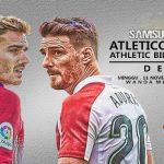 Prediksi Atletico Madrid vs Athletic Bilbao.