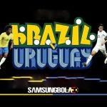 Prediksi Skor Bola Brazil Vs Uruguay 17 November 2018