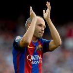 Iniesta Anggap Kepulangan Neymar ke Barcelona Sulit Terjadi