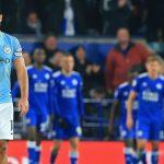 Cuplikan Pertandingan Leicester vs Manchester City 2-1