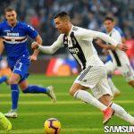 Gol Cepat Ronaldo Dibalas Quagliarella