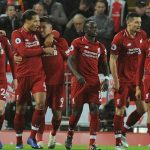 Highlights Pertandingan Liverpool vs Arsenal