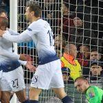 Cuplikan Pertandingan Barcelona vs Tottenham