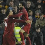 Cuplikan Pertandingan Wolverhampton vs Liverpool