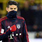 Dikabarkan Akan Hengkang Ke Arsenal, Begini Tanggapan Pelatih James Rodriguez