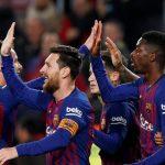 Hasil & Cuplikan Gol Barcelona vs Levante: Skor 3-0