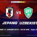 Prediksi Jepang vs Uzbekistan 17 Januari 2019