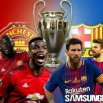 Sejarah Rivalitas Barcelona vs Manchester United
