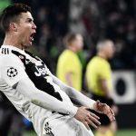 Lalukan Selebrasi Tidak Sopan, UEFA Kenakan Denda Kepada Ronaldo