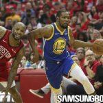 Durant Gagal Selamatkan Warriors dari Kekalahan di Markas Rockets