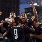 Tumbangkan Valencia, Arsenal Lolos ke Final