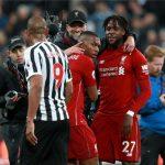 Menang Tipis Dari Newcastle, Liverpool Kembali Geser Manchester City