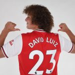 Arsenal Sukses Bajak David Luiz Sebelum Bursa Transfer Ditutup