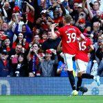 Laga Perdana Manchester United Permalukan Chelsea 4-0