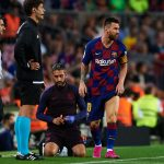 Cedera Lagi, Barca Tidak Dapat Pastikan Kapan Messi Kembali Merumput