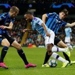 Manchester City Permalukan Atalanta 5-1