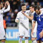 Italia Permalukan Liechtenstein Dengan Skor Telak 5-0