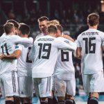 Bermain Dengan 10 Pemain, Jerman Bantai Estonia 3-0