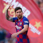 Gol Perdana Lionel Messi Musim Ini Pecahkan Rekor Ronaldo