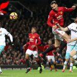 Manchester United Hanya Mampu Bermain Imbang Dengan West Ham
