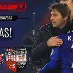 Prediksi Pertandingan Chelsea vs Brentford 28 Januari 2017