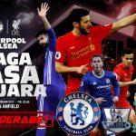 Prediksi Pertandingan Liverpool vs Chelsea 01 Februari 2017