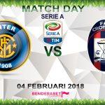 Prediksi Inter Milan vs Crotone 4 Februari 2018